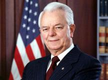 Senator Robert Byrd (D-WV), Ranking Appropriations Committee Member